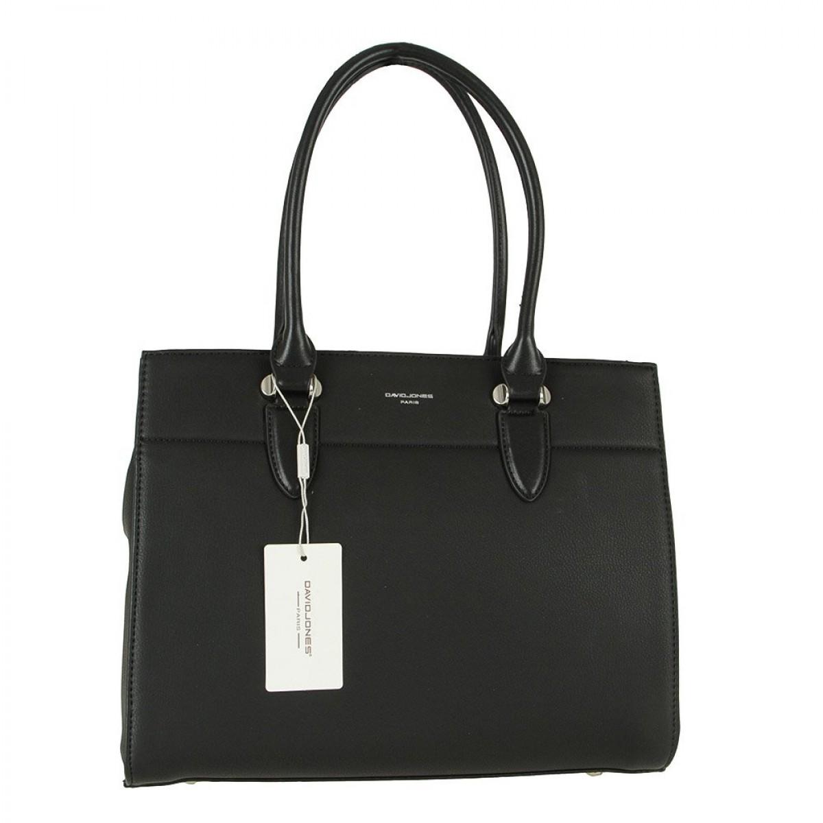 Жіноча сумка David Jones  CM5626 BLACK