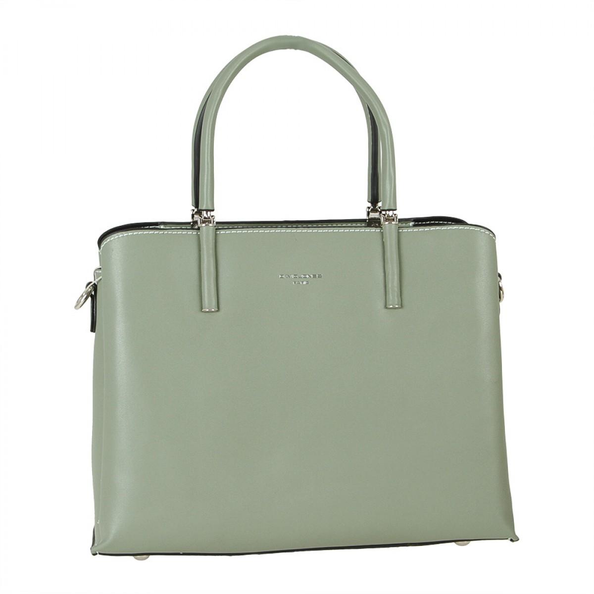 Жіноча сумка David Jones CM5631 APPLE GREEN