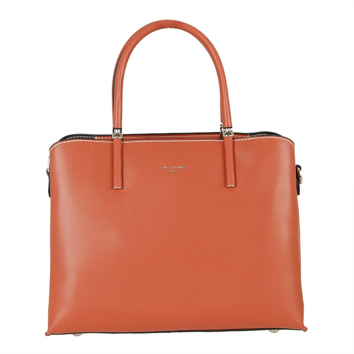 Жіноча сумка David Jones CM5631 BRICK RED