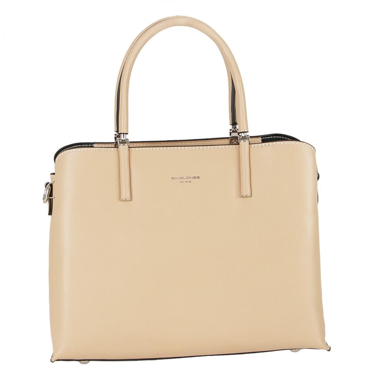 Жіноча сумка David Jones CM5631 L.CAMEL