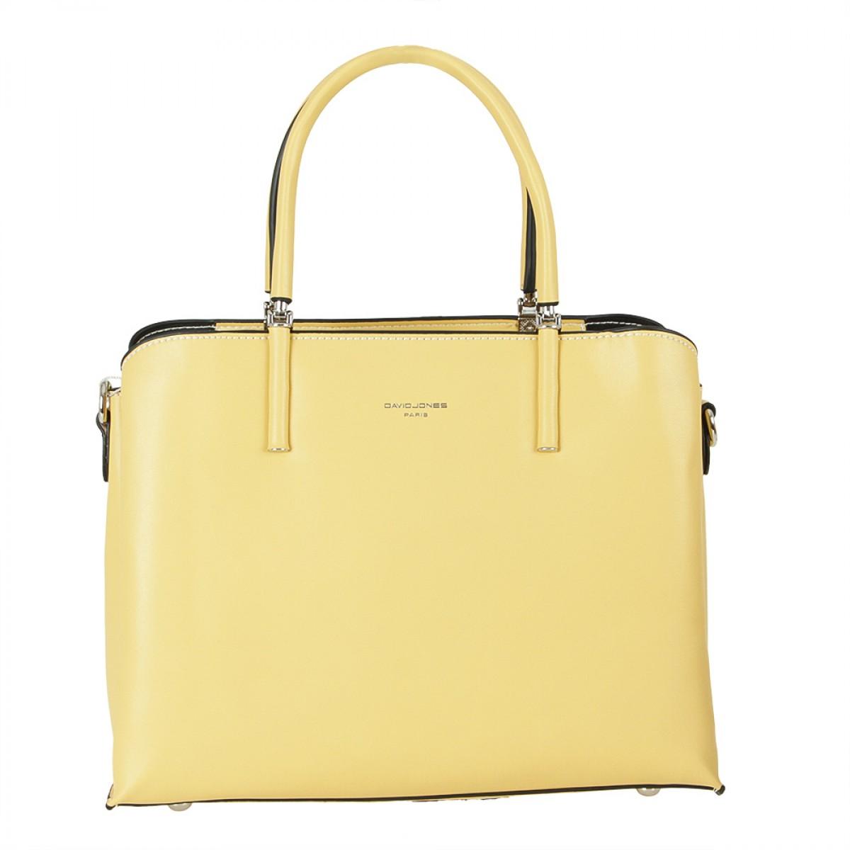Жіноча сумка David Jones CM5631 YELLOW