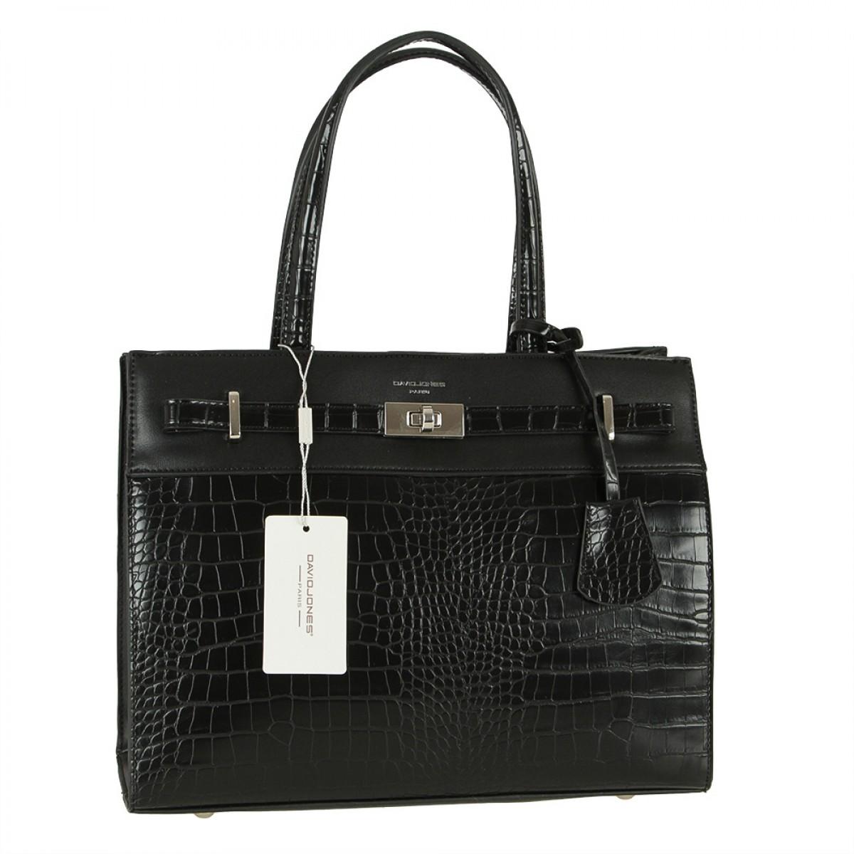 Жіноча сумка David Jones CM5634 BLACK