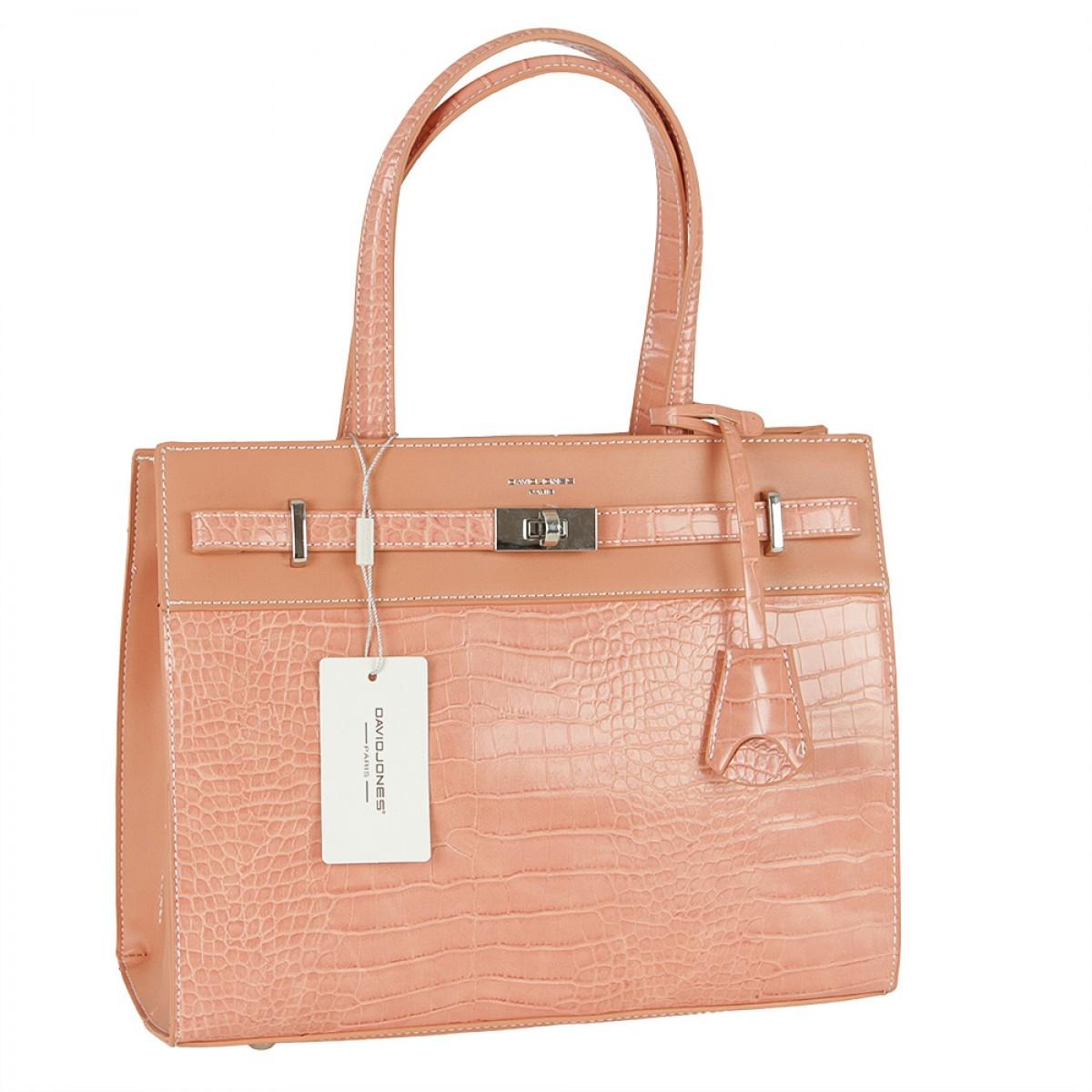 Жіноча сумка David Jones CM5634 CORAL