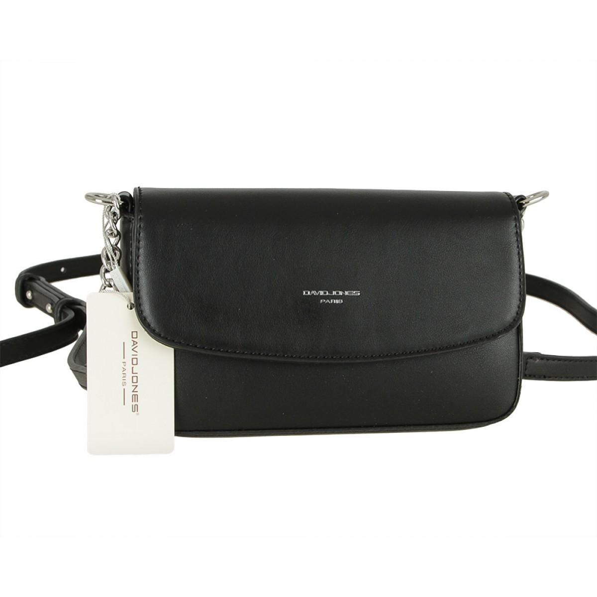 Жіноча сумка David Jones CM5635 BLACK