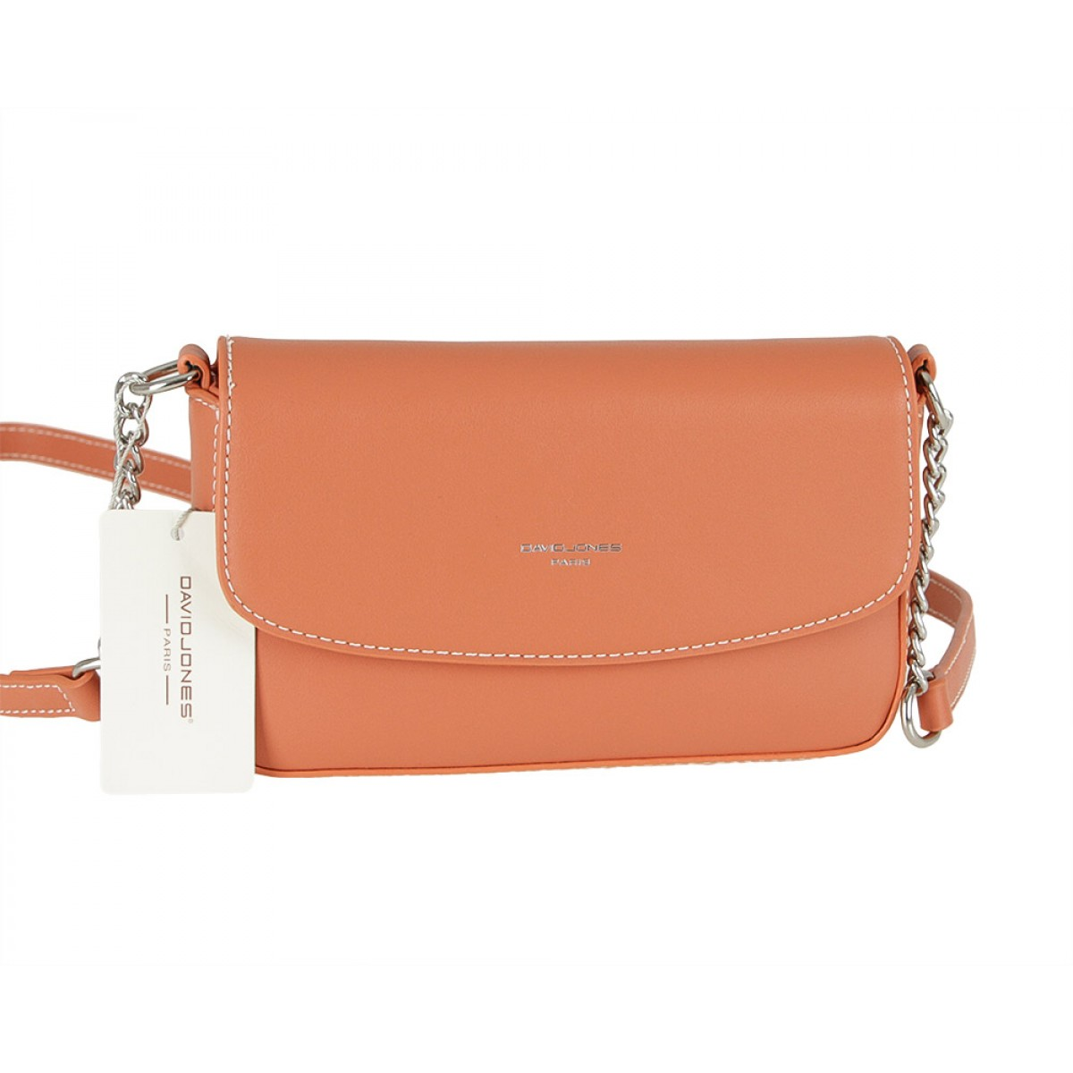 Жіноча сумка David Jones CM5635 CORAL