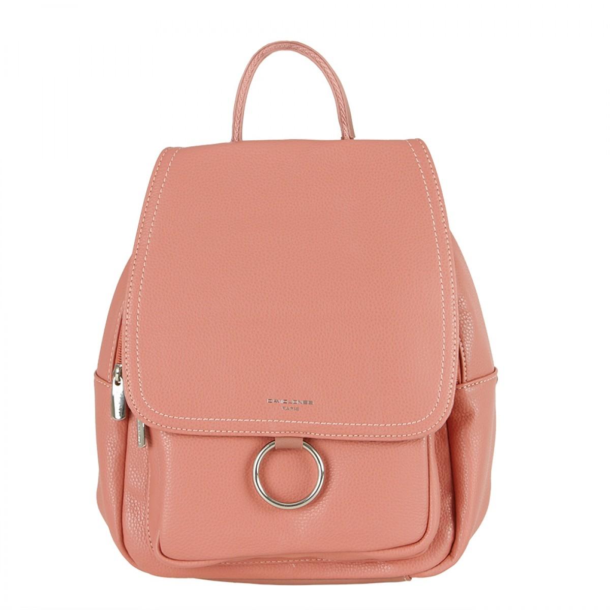 Жіночий рюкзак David Jones CM5636A BRICK RED