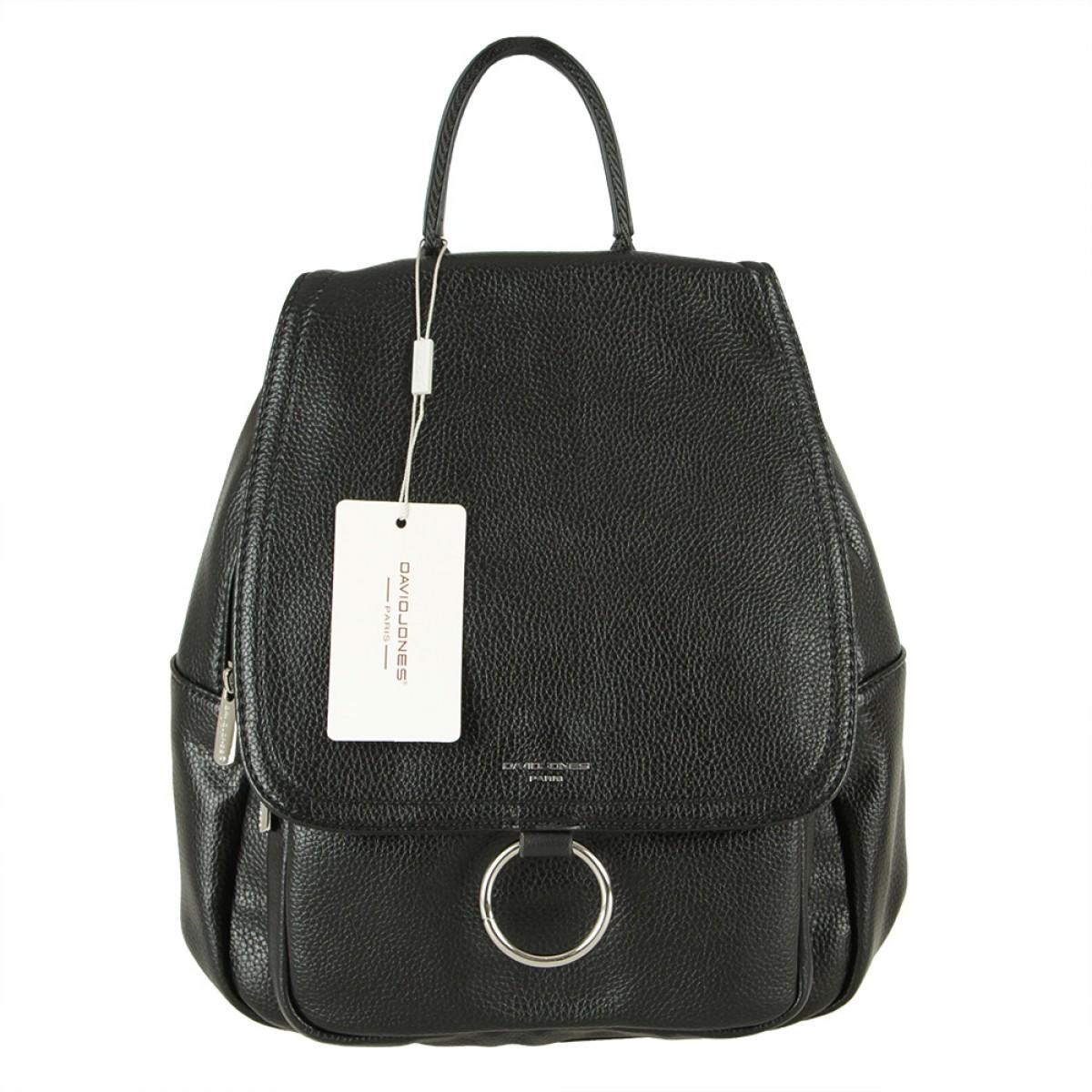 Жіночий рюкзак David Jones CM5636A BLACK