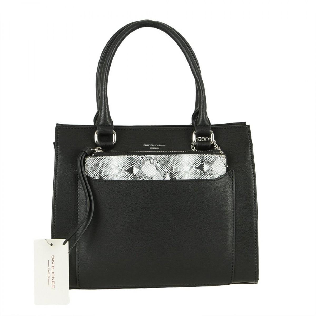 Жіноча сумка David Jones CM5638 BLACK