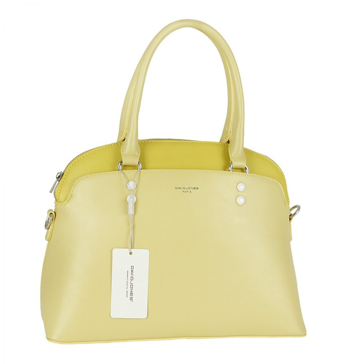 Жіноча сумка David Jones CM5640 FAINT YELLOW