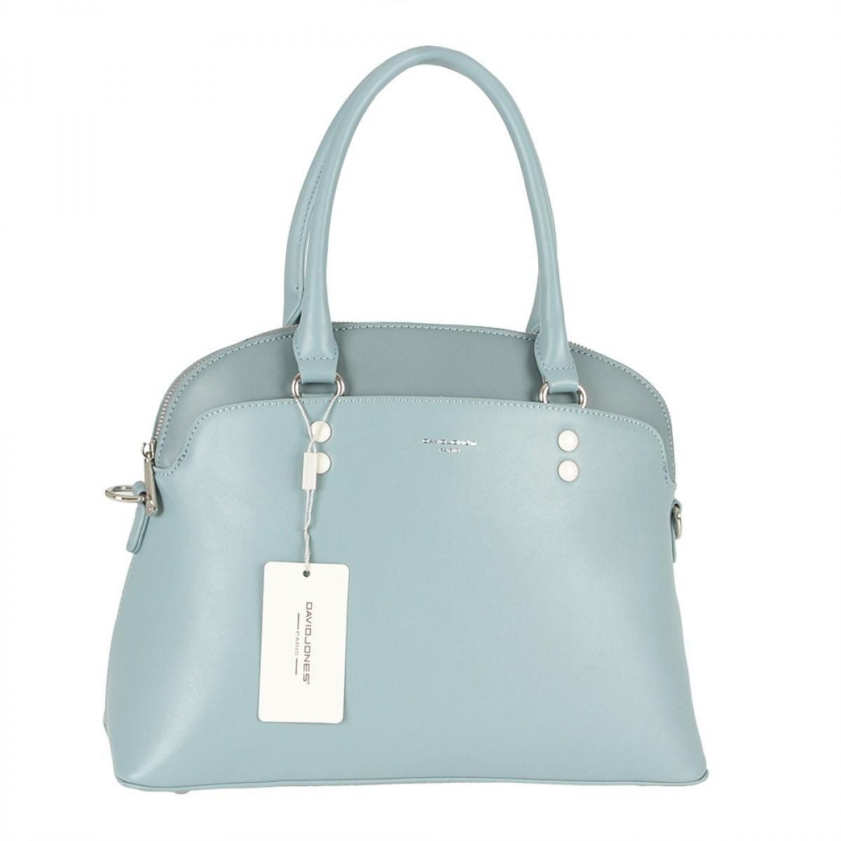 Жіноча сумка David Jones CM5640 L.BLUE