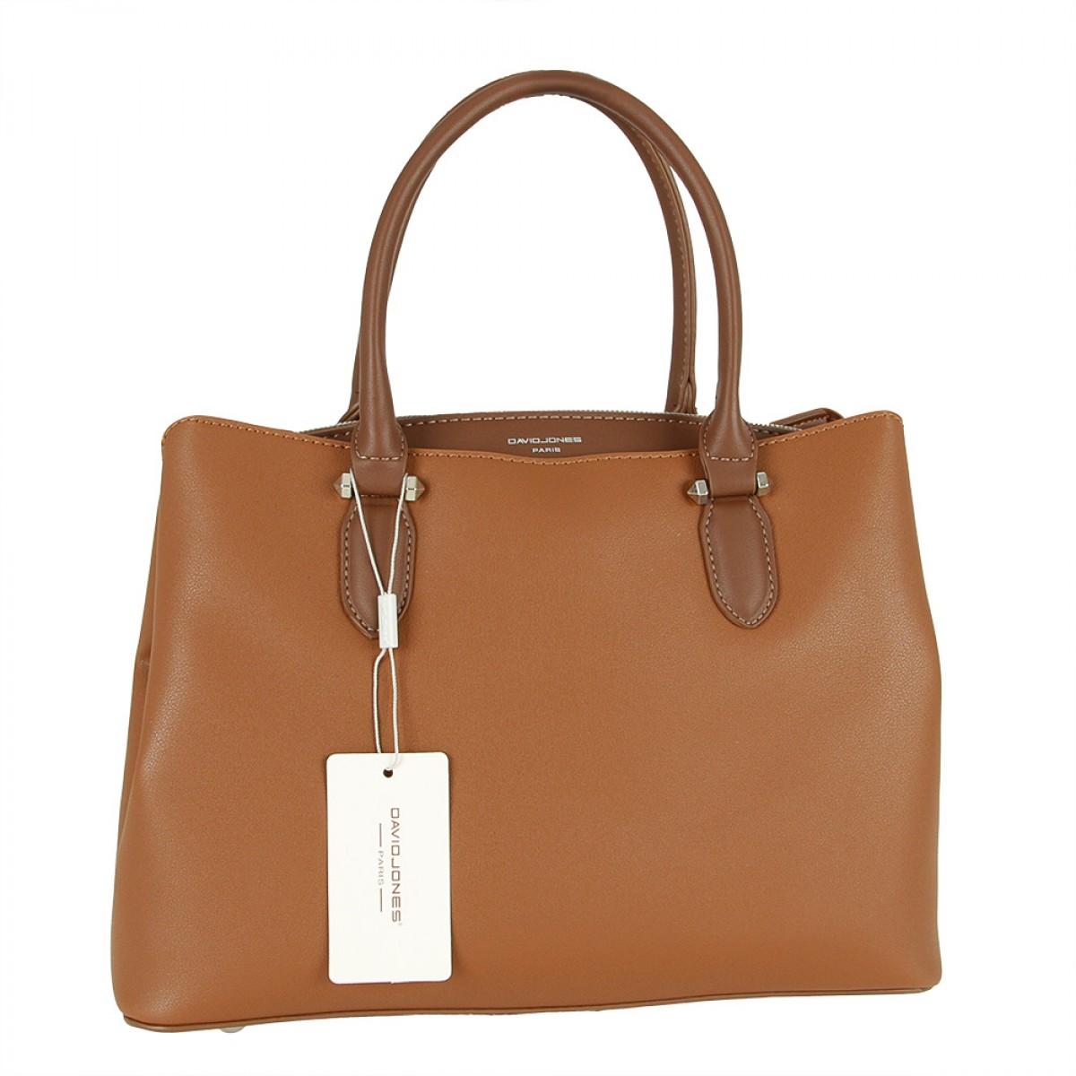 Жіноча сумка David Jones CM5641 BROWN