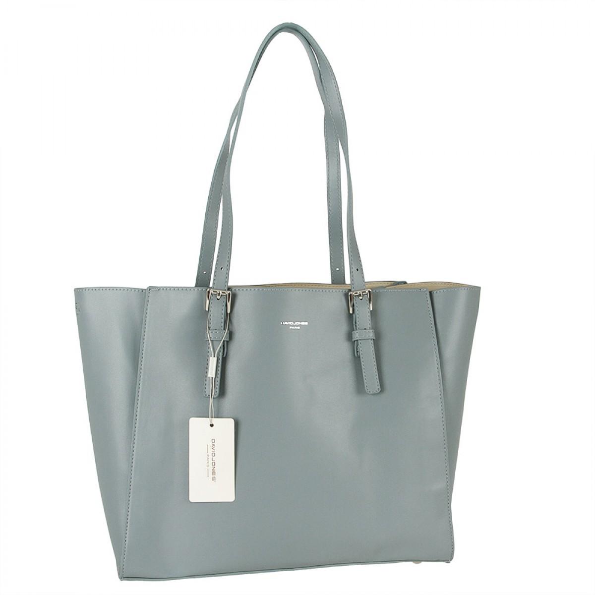 Жіноча сумка David Jones CM5649 BLUE JEAN