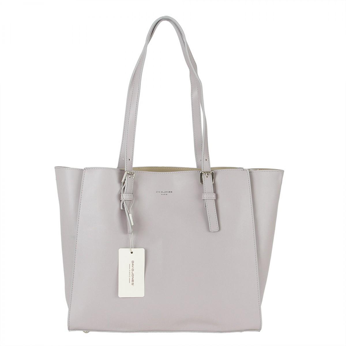 Жіноча сумка David Jones CM5649 PALE PURPLE