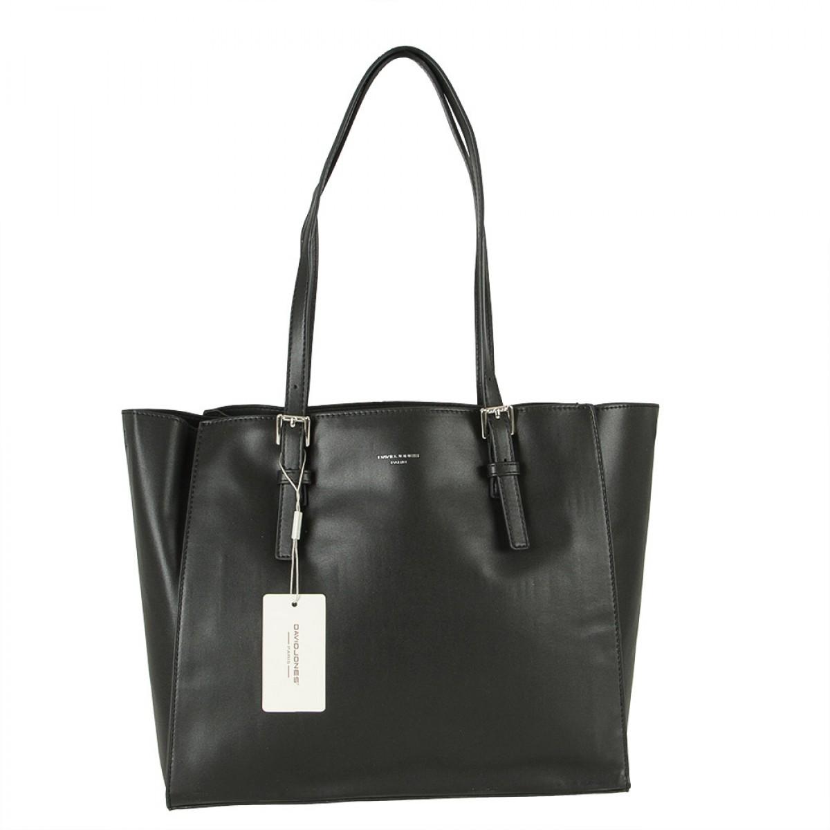 Жіноча сумка David Jones CM5649 BLACK