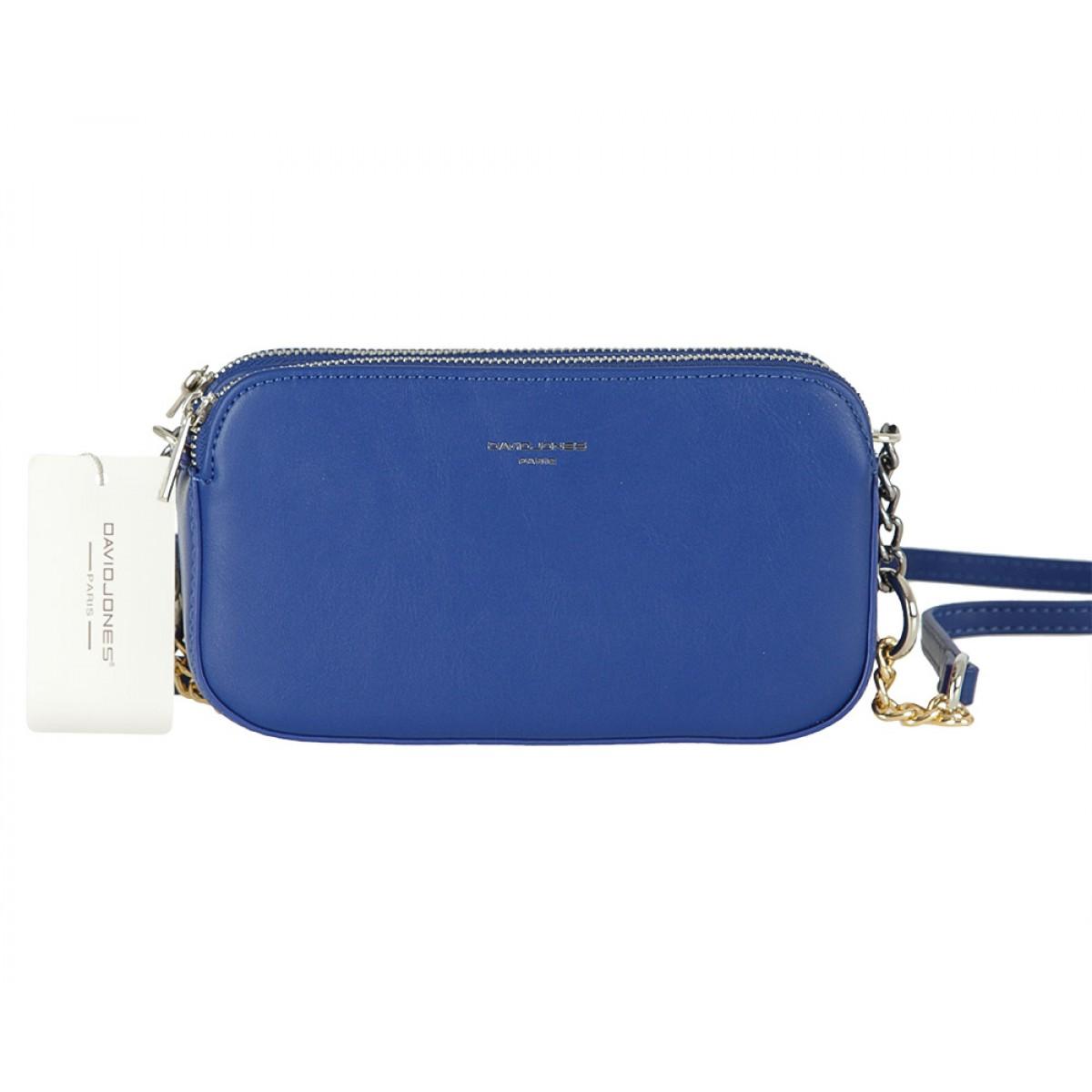 Жіноча сумка David Jones CM5657 BLUE