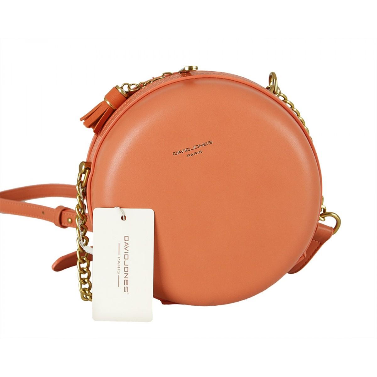 Жіноча сумка David Jones CM5658 CORAL