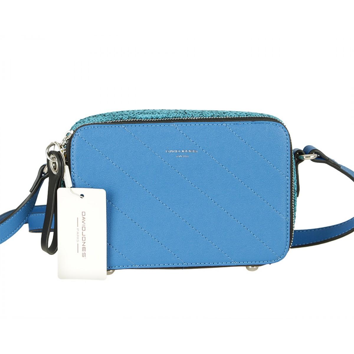Жіноча сумка David Jones CM5664 BLUE