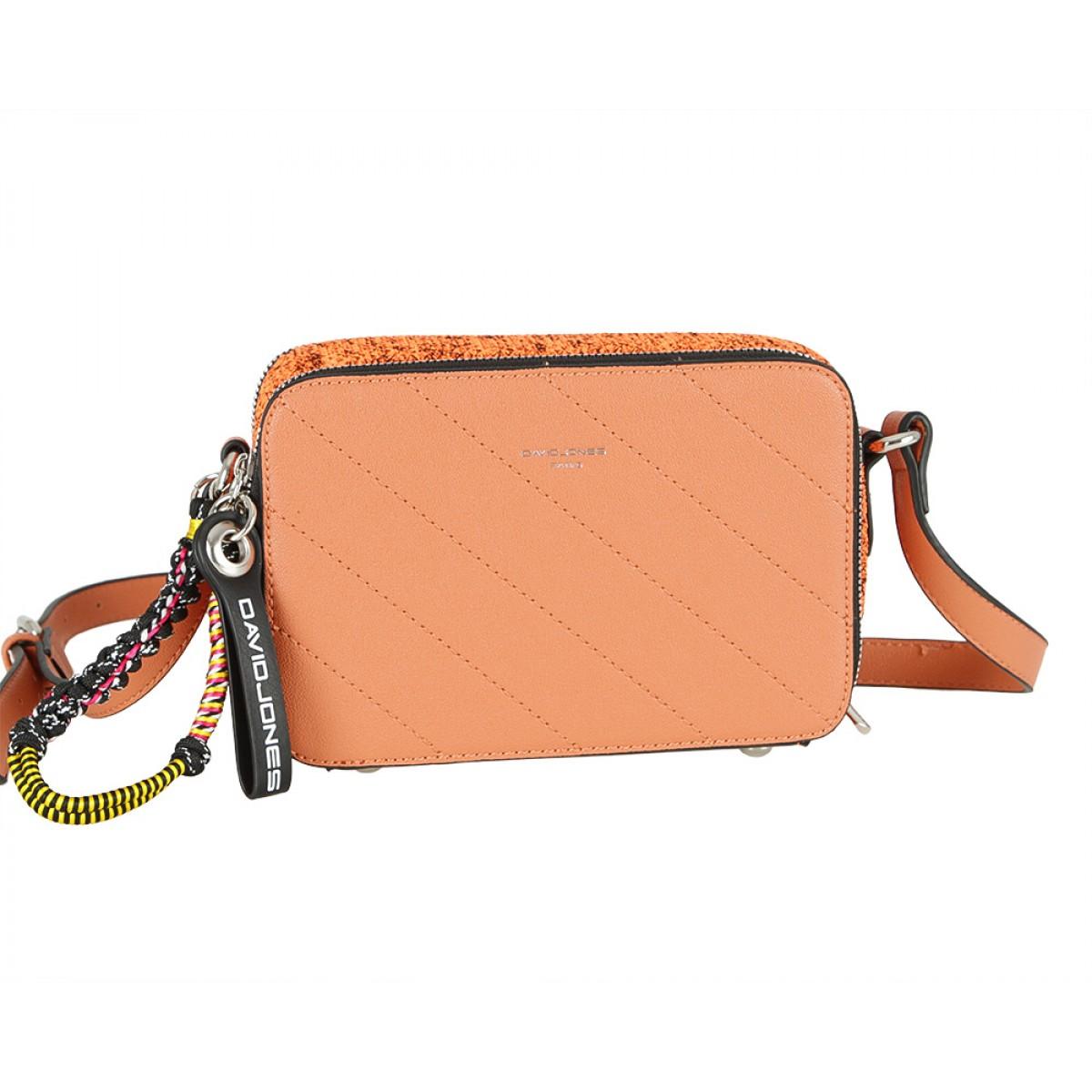 Жіноча сумка David Jones CM5664 CORAL