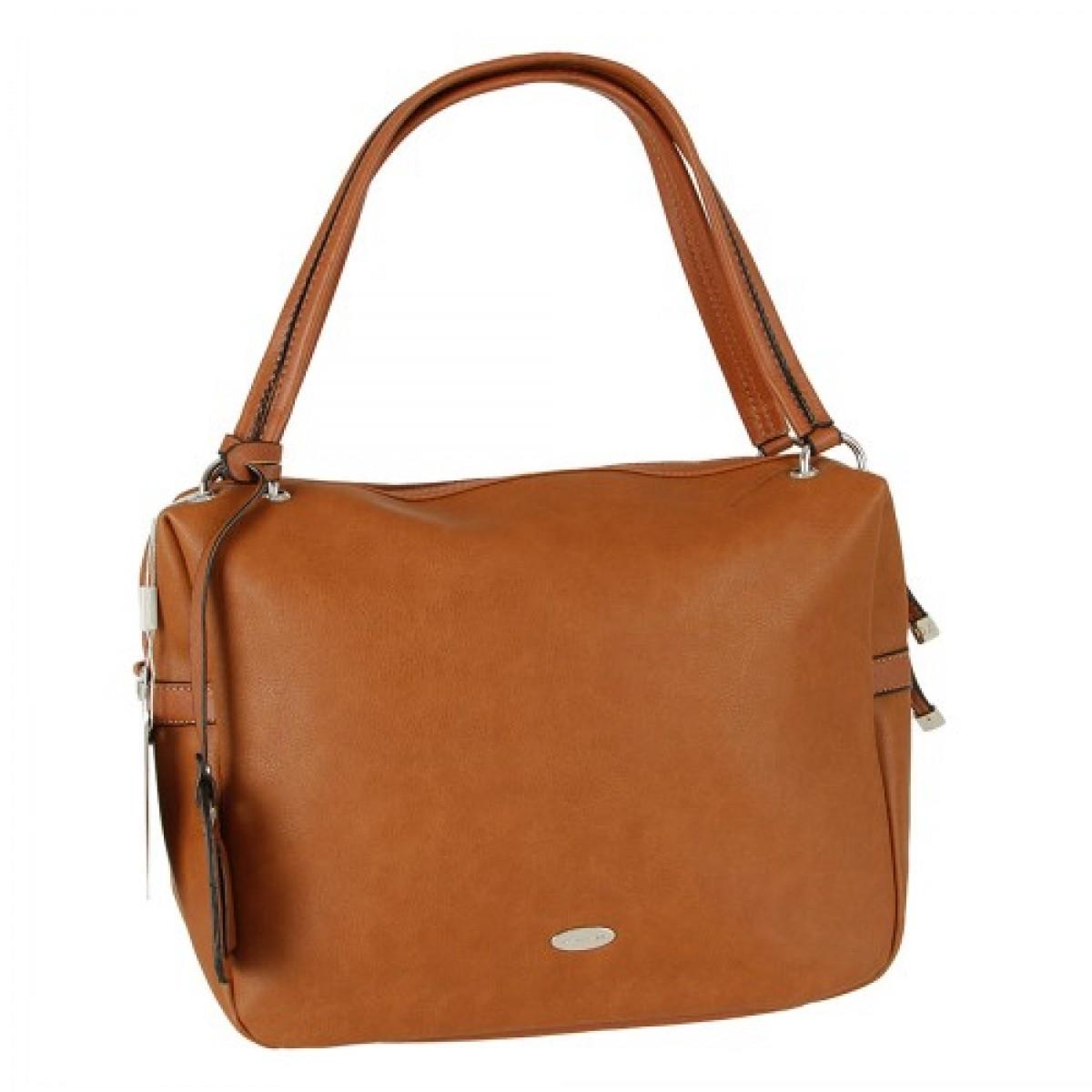 Жіноча сумка David Jones  CM5665A COGNAC