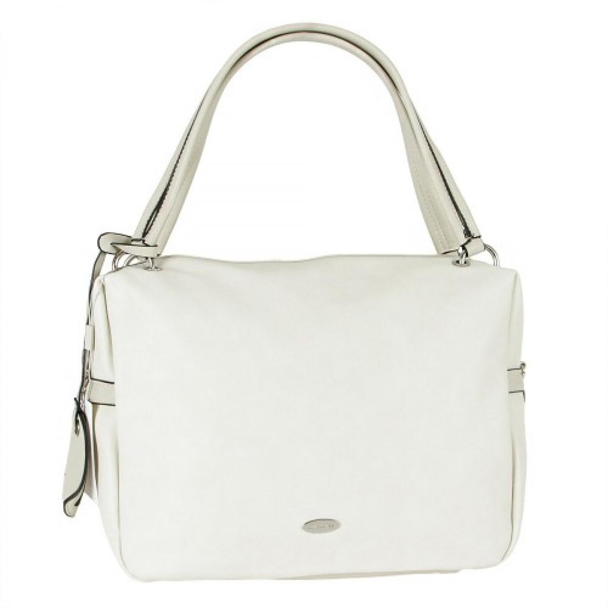 Жіноча сумка David Jones  CM5665A CREAMY WHITE