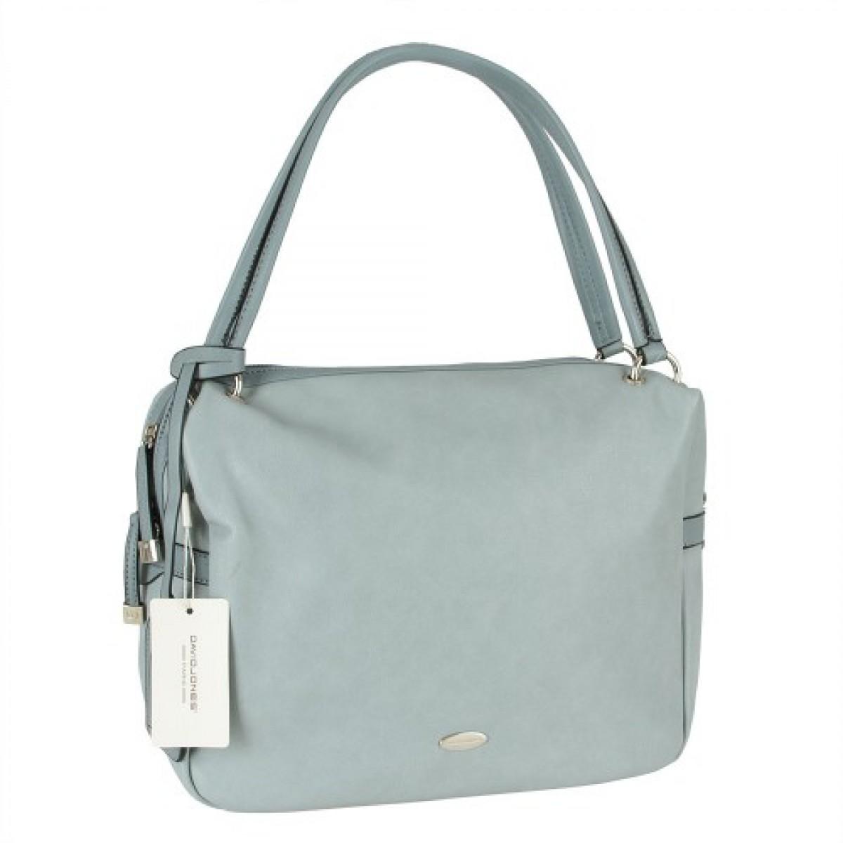 Жіноча сумка David Jones  CM5665A PALE BLUE