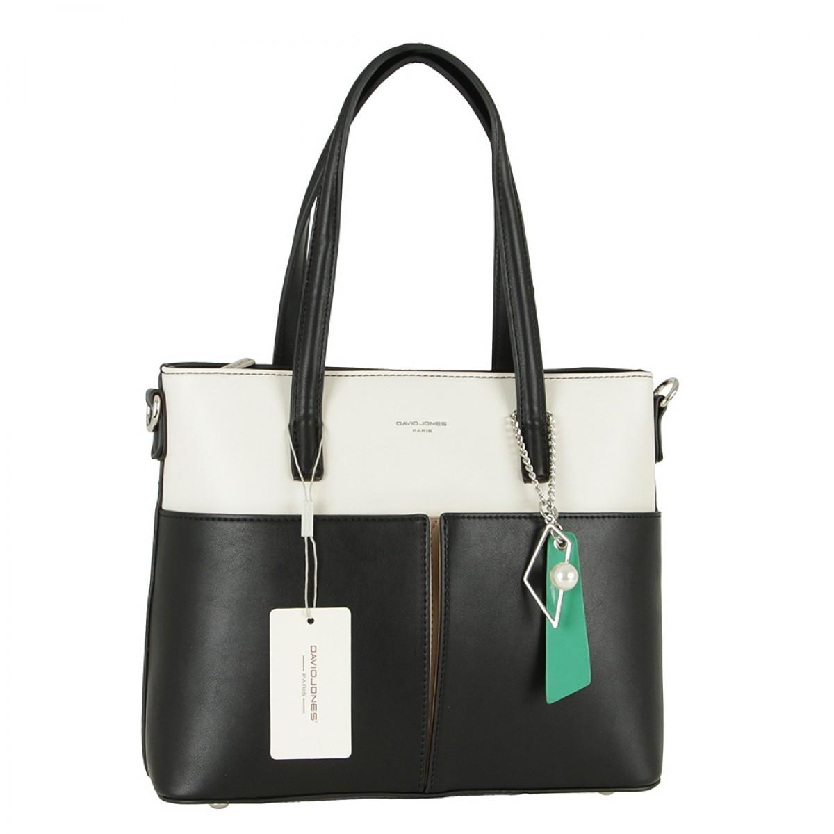 Жіноча сумка David Jones CM5676 BLACK