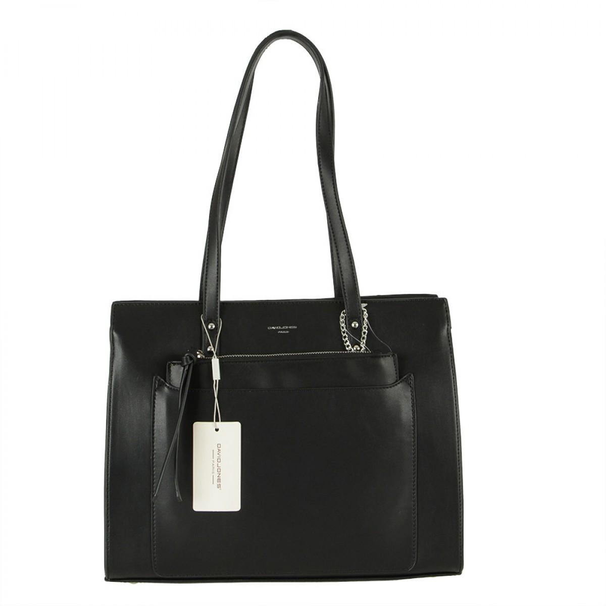 Жіноча сумка David Jones  CM5677 BLACK