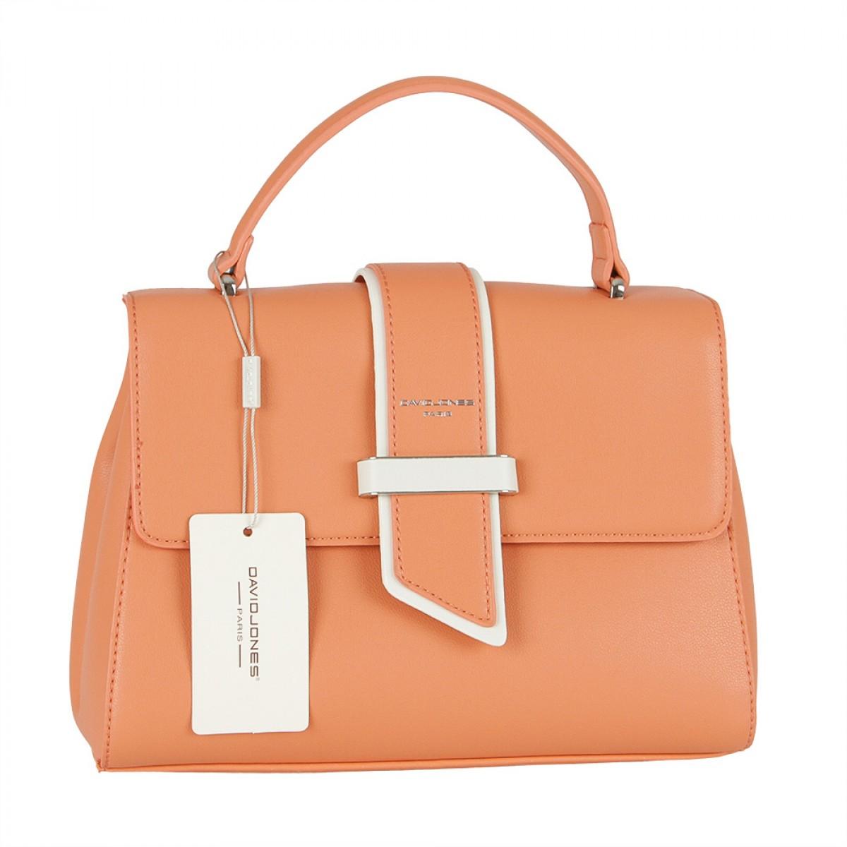 Жіноча сумка David Jones CM5680 CORAL