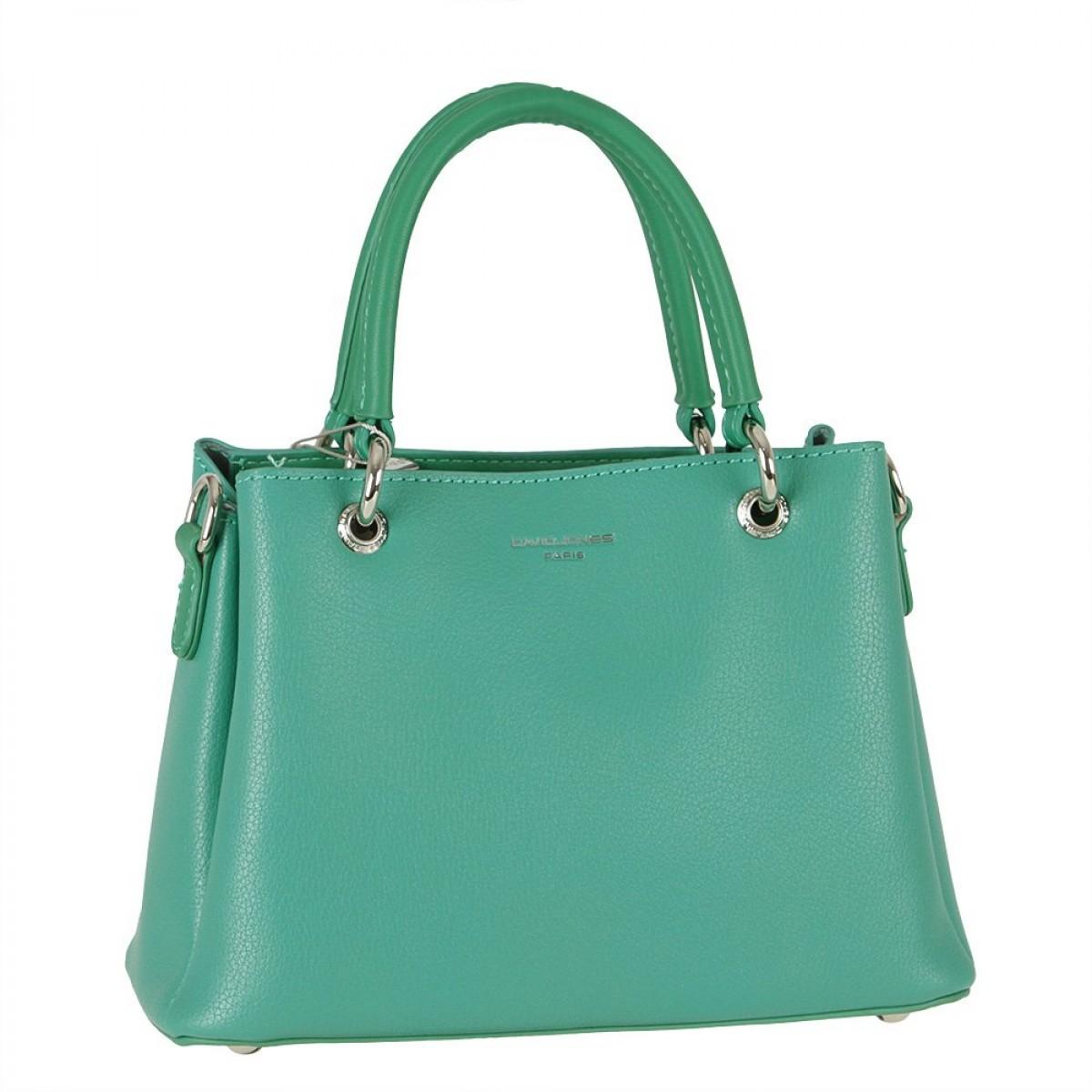 Жіноча сумка David Jones CM5682 GREEN