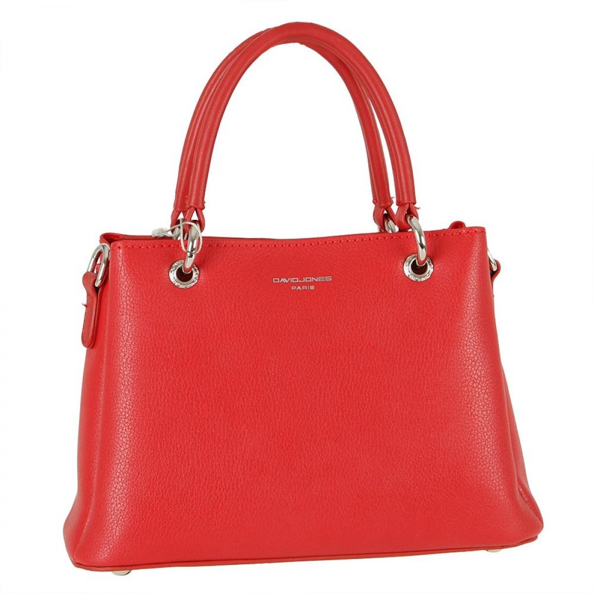 Жіноча сумка David Jones CM5682 RED