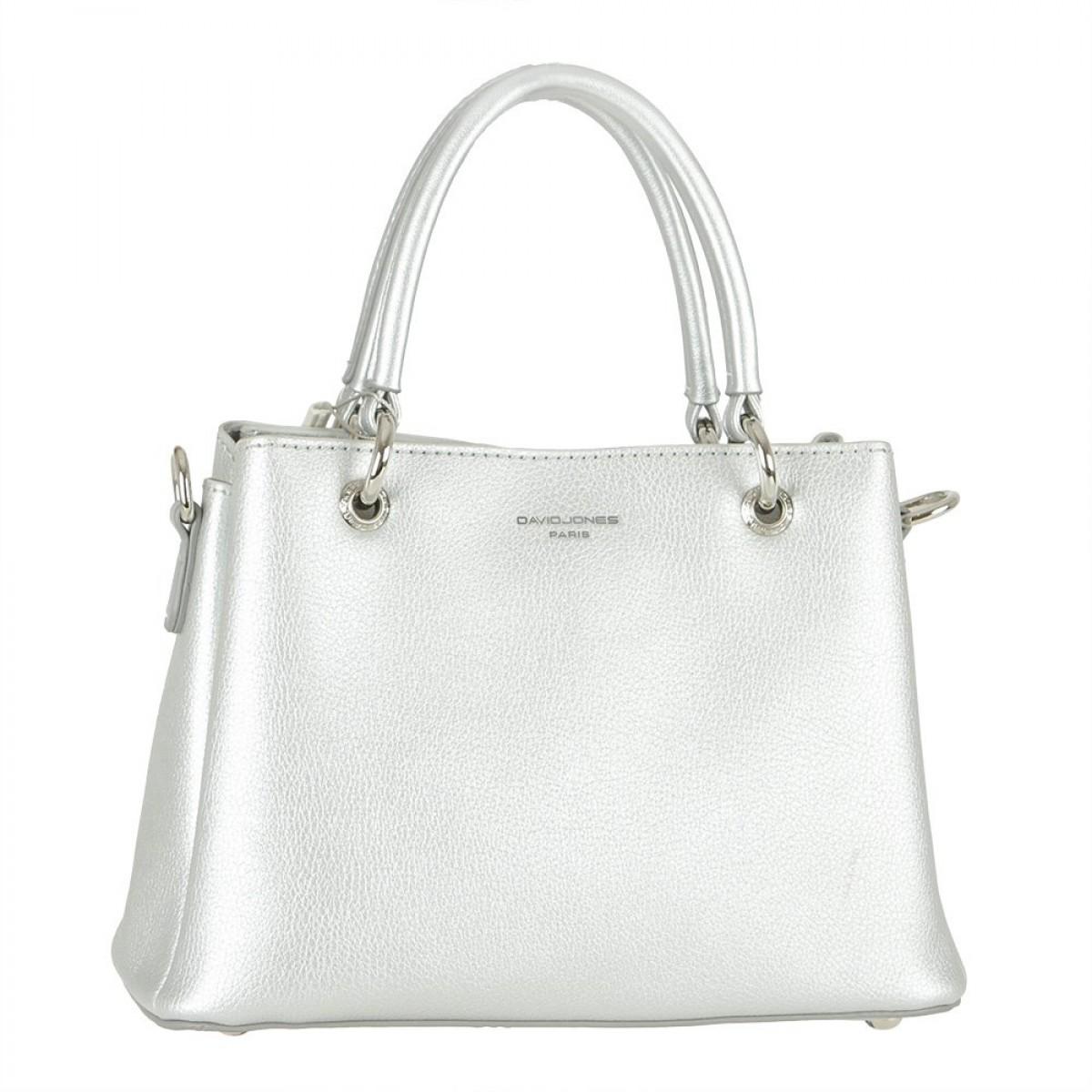 Жіноча сумка David Jones CM5682 SILVER