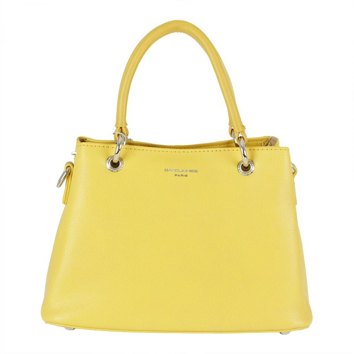 Жіноча сумка David Jones CM5682 YELLOW