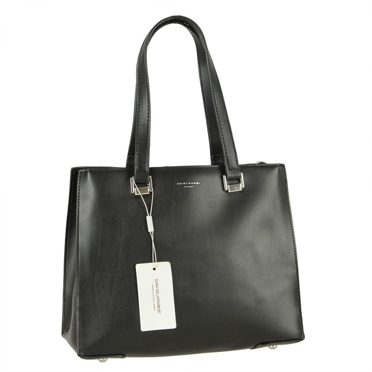 Жіноча сумка David Jones CM5689 BLACK