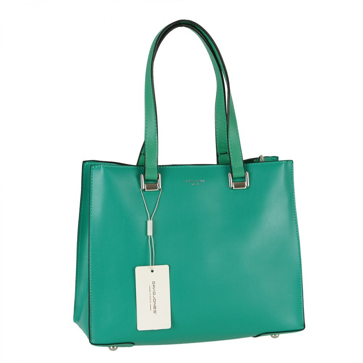 Жіноча сумка David Jones CM5689 GREEN