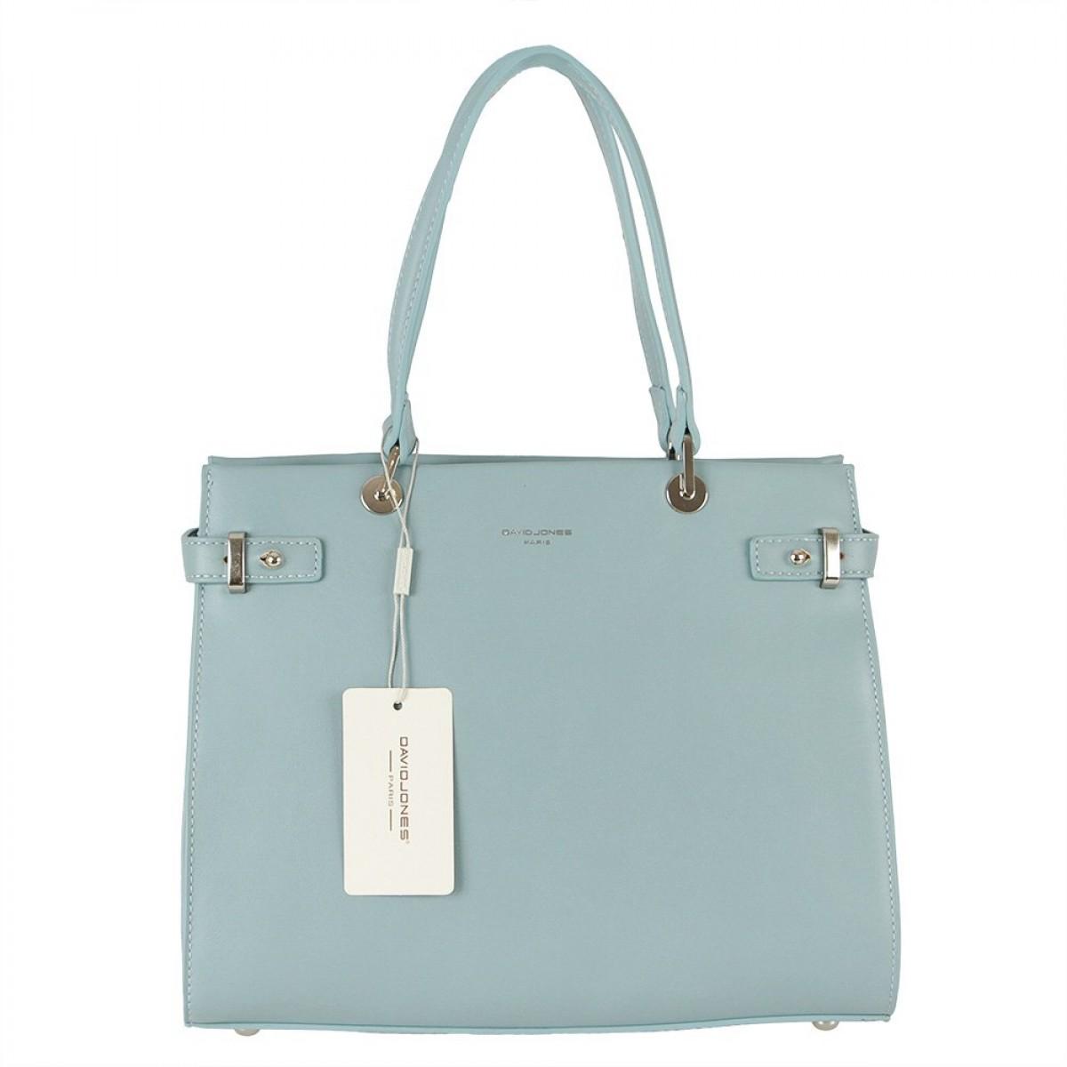 Жіноча сумка David Jones CM5693 L.BLUE