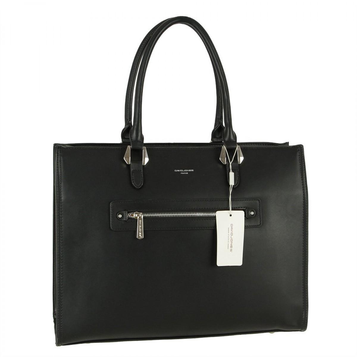 Жіноча сумка David Jones CM5696 BLACK