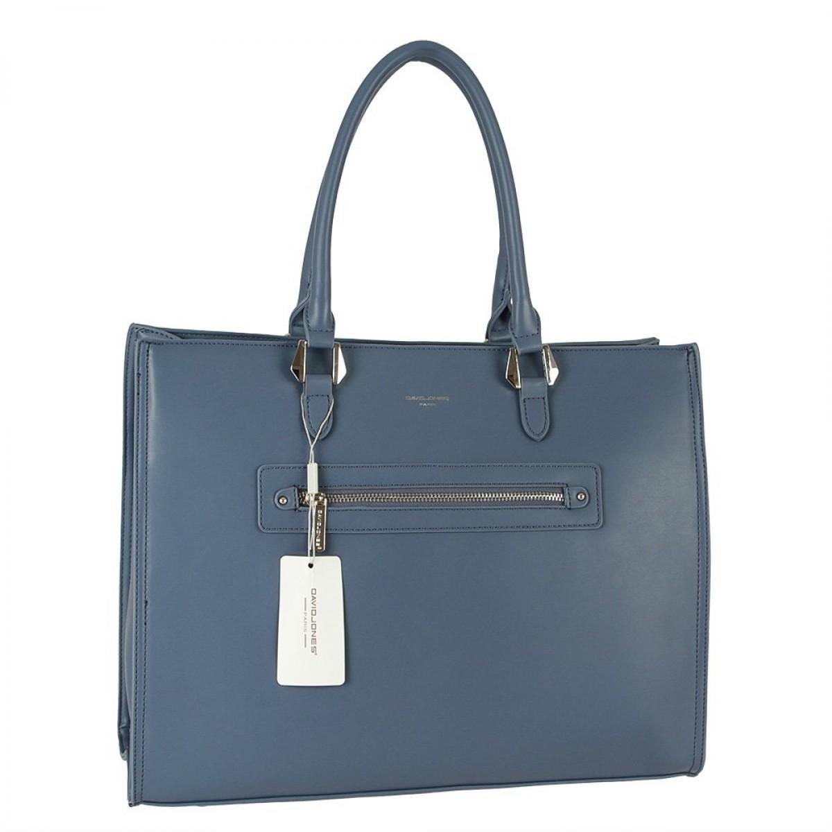 Жіноча сумка David Jones CM5696 BLUE JEAN