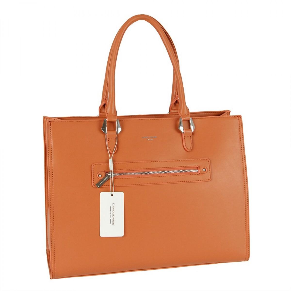 Жіноча сумка David Jones CM5696 CORAL
