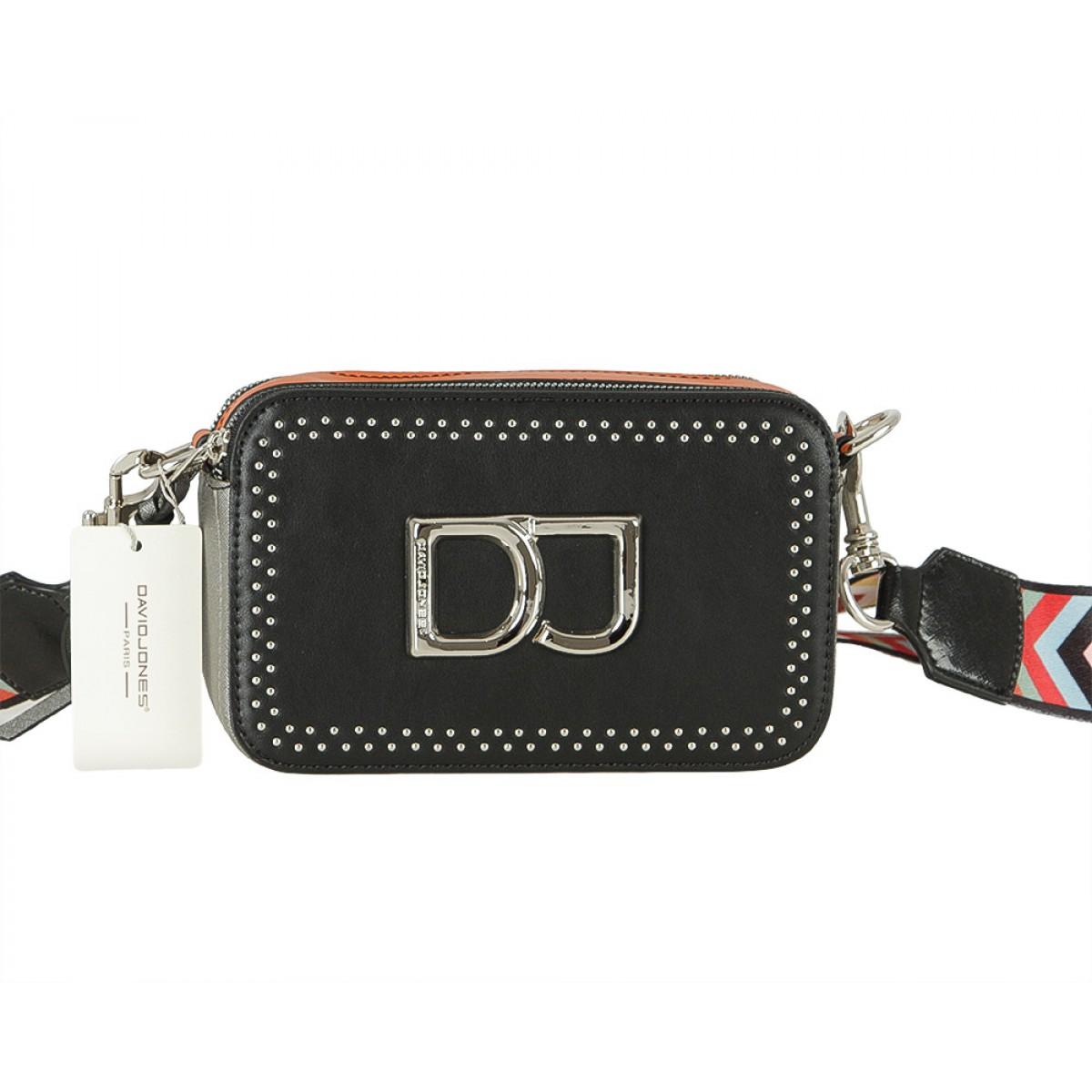 Жіноча сумка David Jones CM5701 BLACK