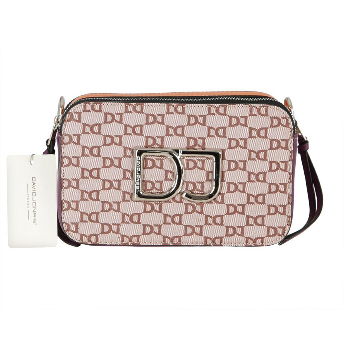 Жіноча сумка David Jones CM5701 BROWN