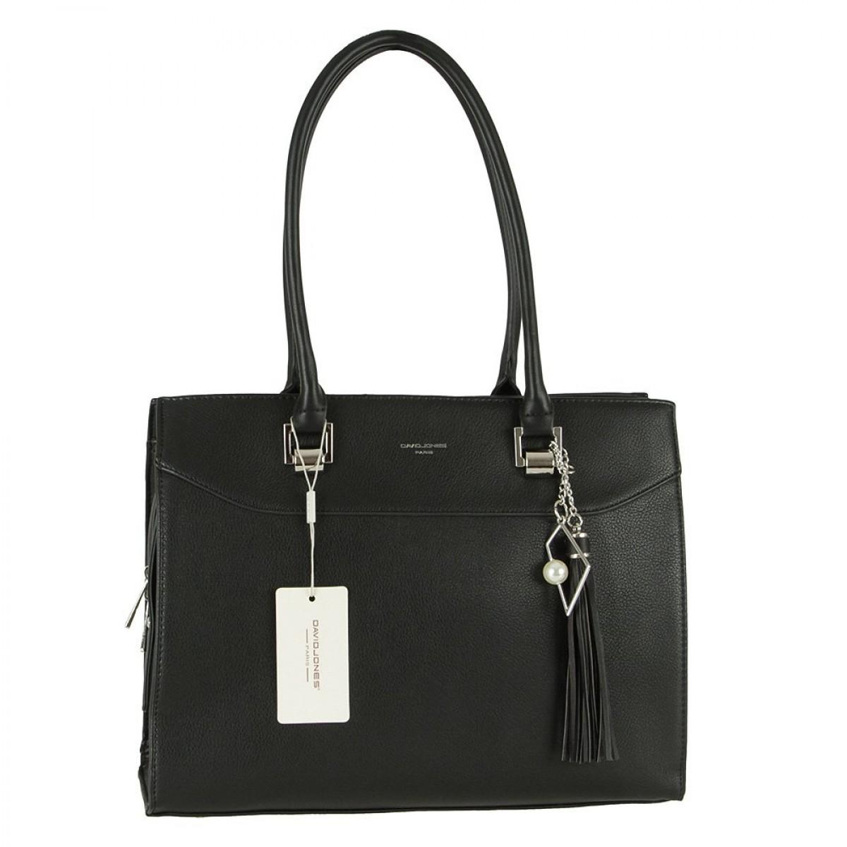 Жіноча сумка David Jones CM5705 BLACK