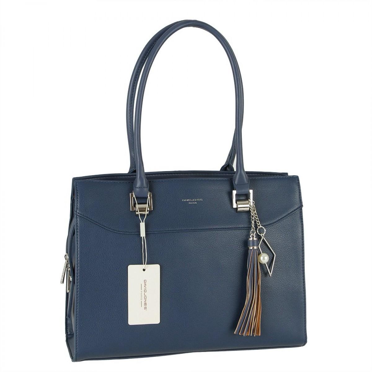 Жіноча сумка David Jones CM5705 BLUE