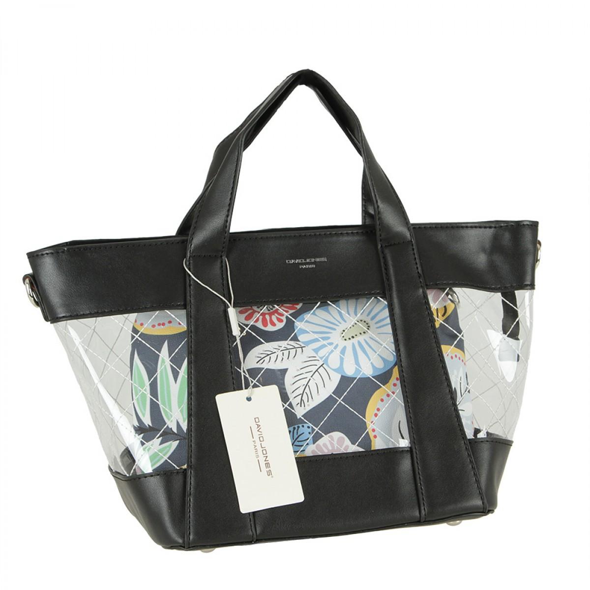 Жіноча сумка David Jones CM5717 BLACK