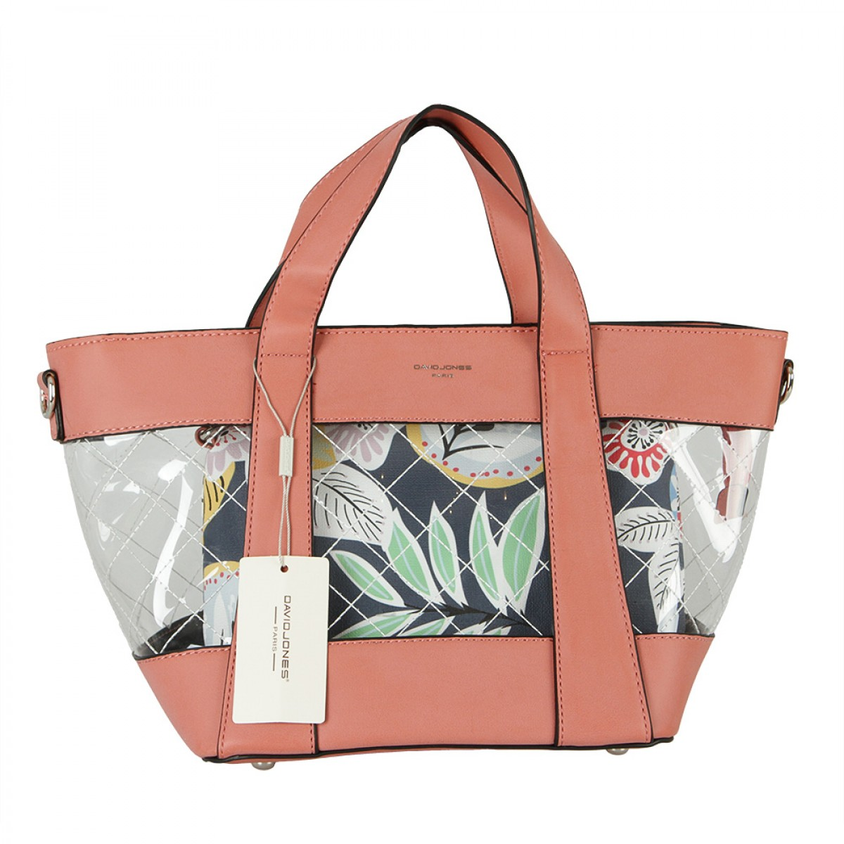 Жіноча сумка David Jones CM5717 RASPBERRY