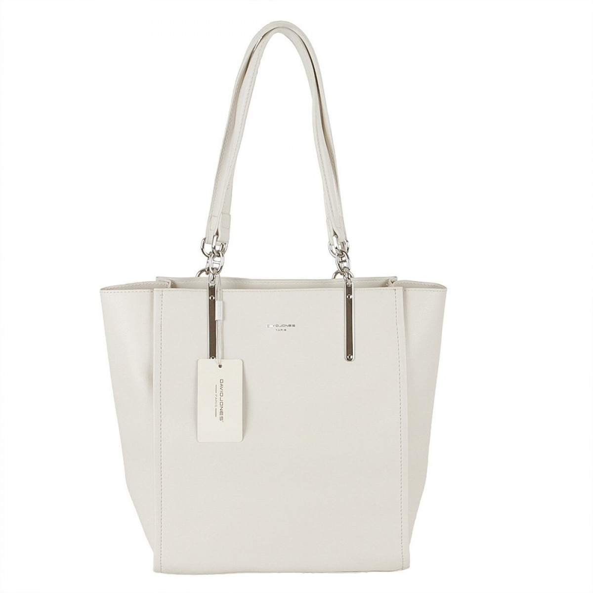 Жіноча сумка David Jones CM5719 CREAMY WHITE