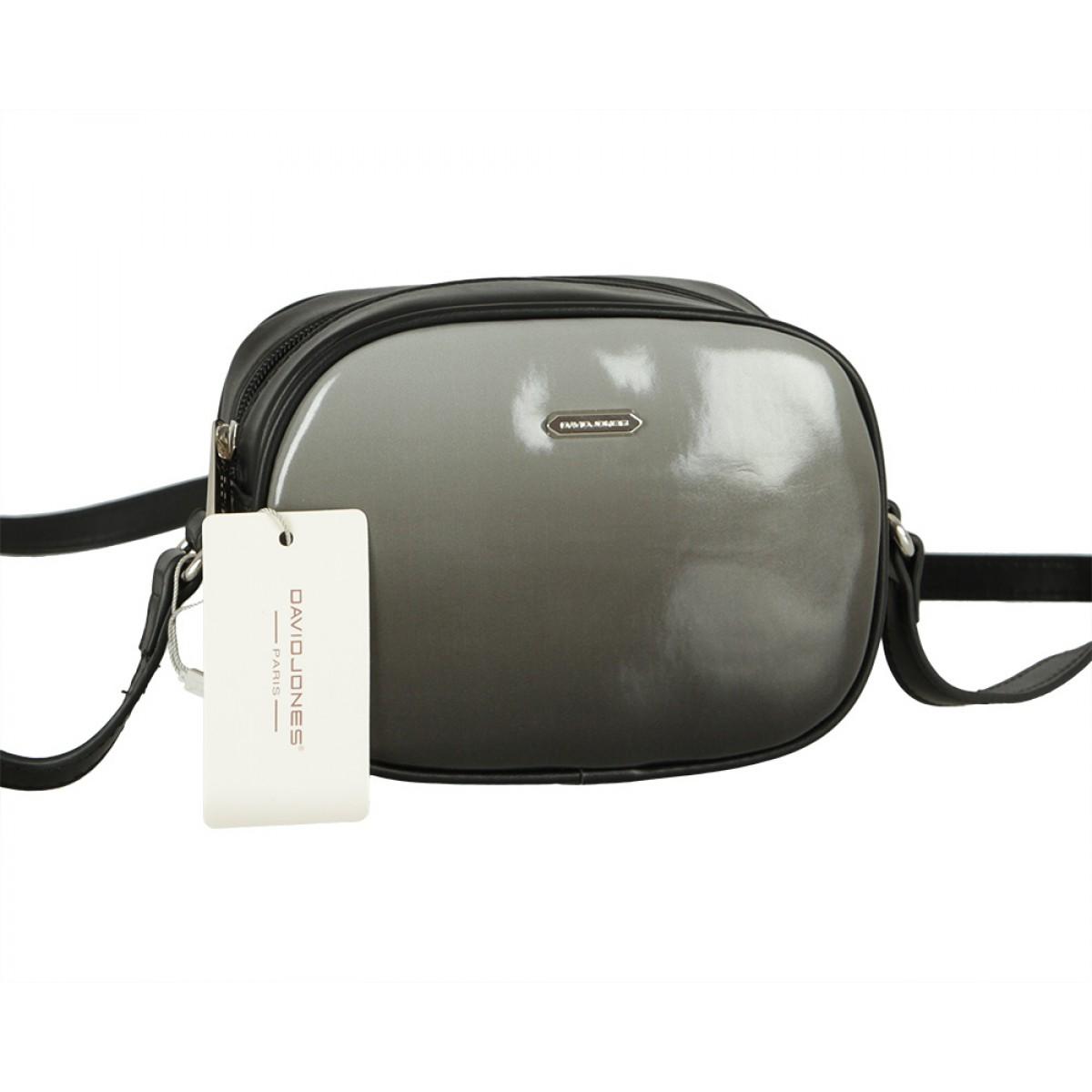 Жіноча сумка David Jones CM5722 BLACK
