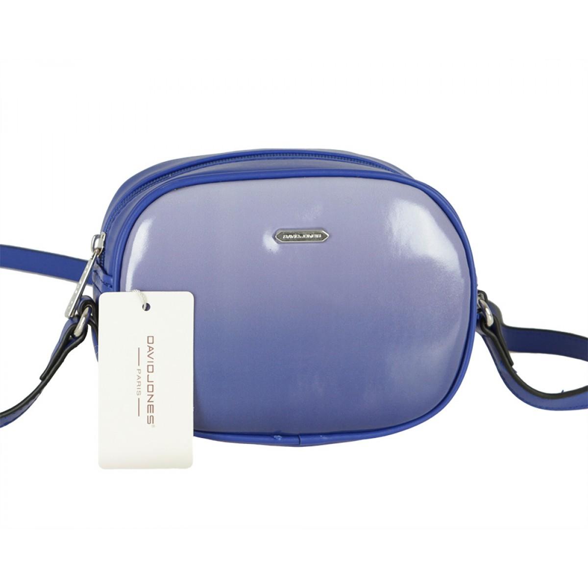 Жіноча сумка David Jones CM5722 BLUE