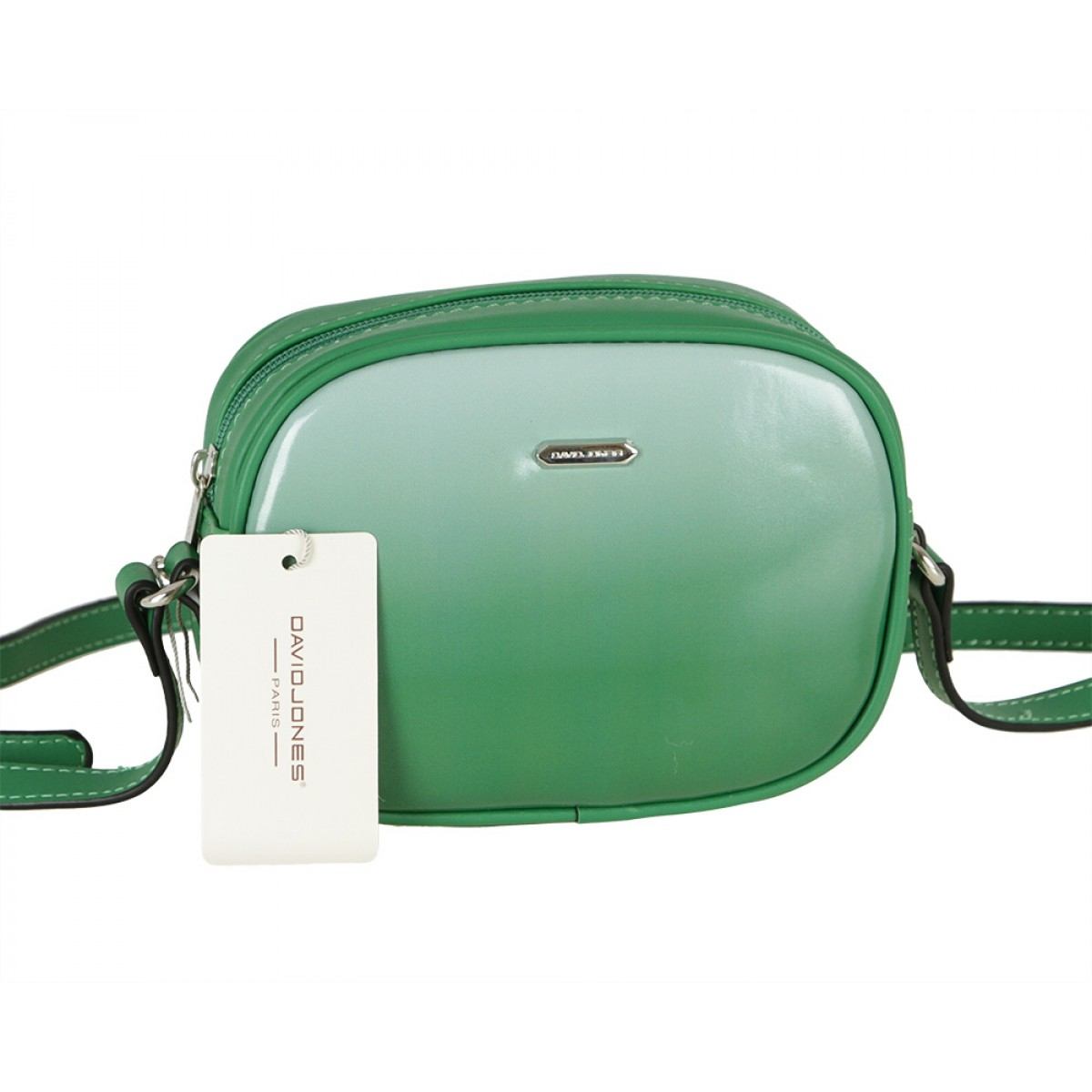 Жіноча сумка David Jones CM5722 GREEN
