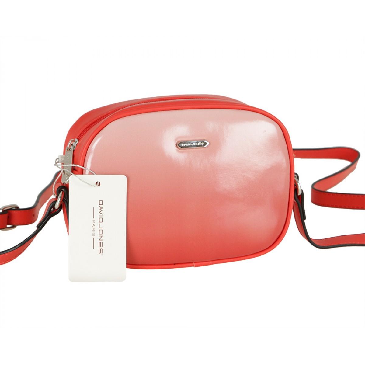Жіноча сумка David Jones CM5722 ORANGE