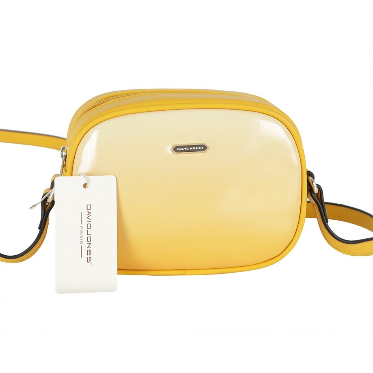 Жіноча сумка David Jones CM5722 YELLOW